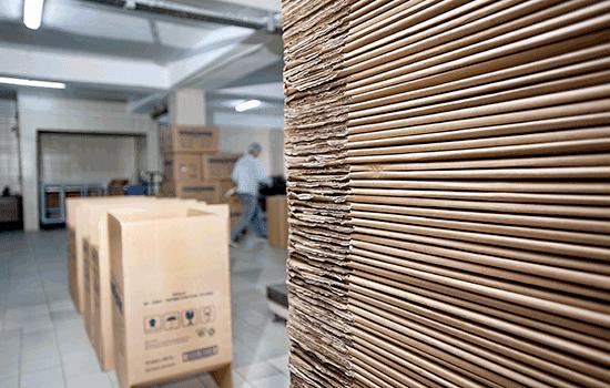 Les cartons représentent les plus gros volumes de déchets à recycler pour la Cave du Marmandais