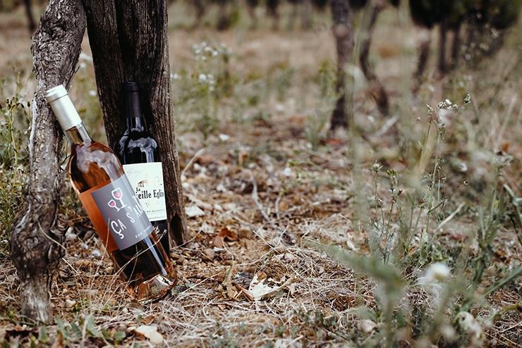 Le vin Vieille Église Héritage